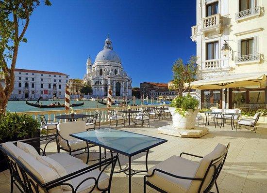 The Westin Europa & Regina, Venice: The Grand Terrace Promenade