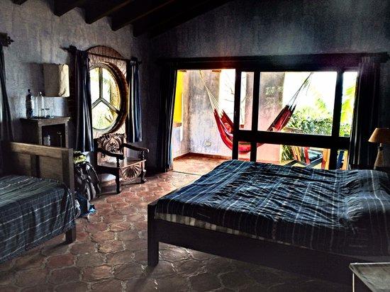 La Iguana Perdida Hotel: Toliman