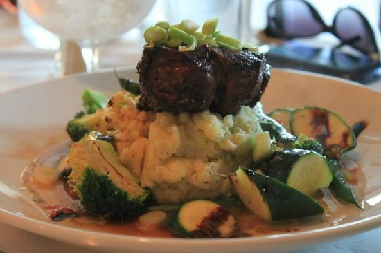 Capones Licensed Restaurant: Beef Fillet - just the way I like it