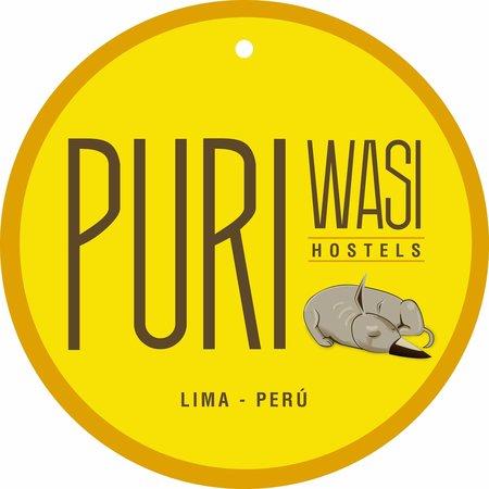 Puriwasi Hostel: Logo
