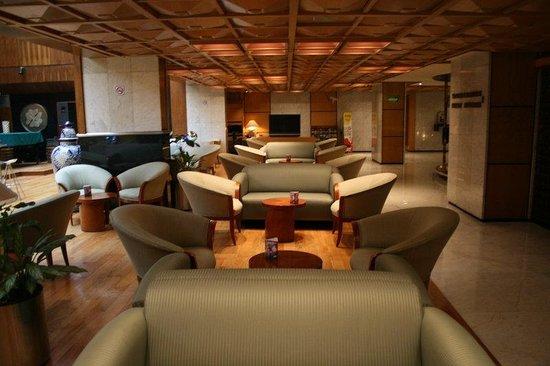 Hotel Casa Blanca Mexico City: Lobby Bar