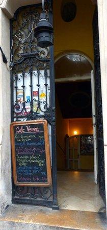 Cafe Verne in Bratislava