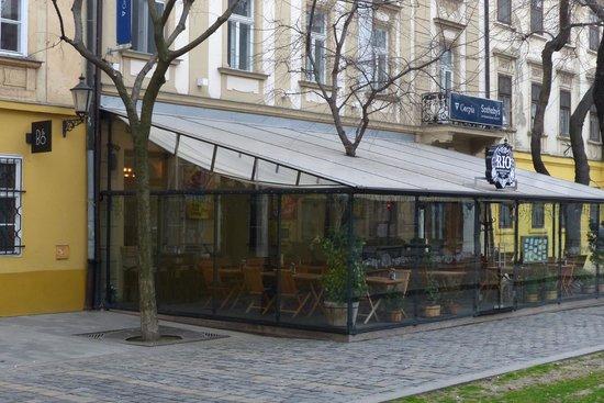 Rio Grande Restaurant, Night Bar, Cafe: Rio Grande Restaurant