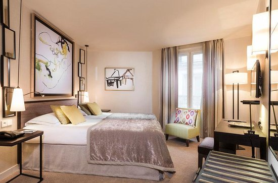 Hotel Balmoral : prestige room