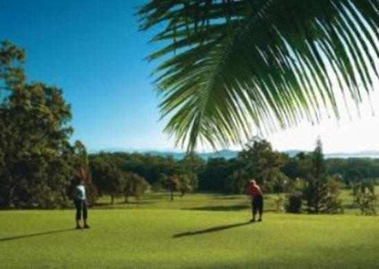 Dunk Island 9 Hole Golf Course