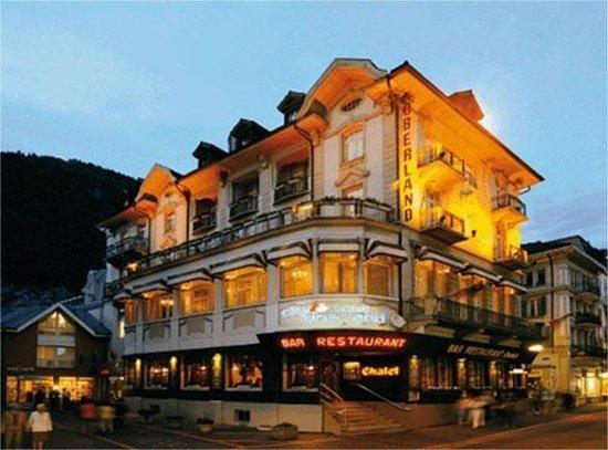 City Swiss Q Hotel Oberland : Hotel