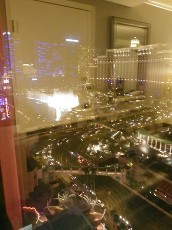 Flamingo Las Vegas Hotel & Casino: View from our room