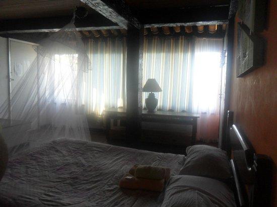Pouso da Ferradurinha Beach House : quarto 6