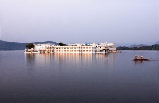 타지 레이크 팰리스 우다이푸르