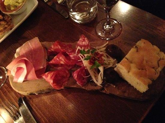 Locale - Fulham: the meat platter