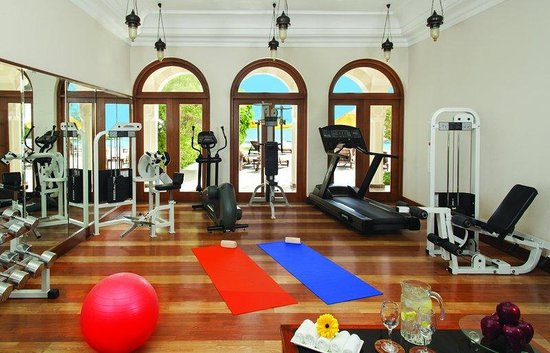 The Oberoi Sahl Hasheesh: Fitness centre