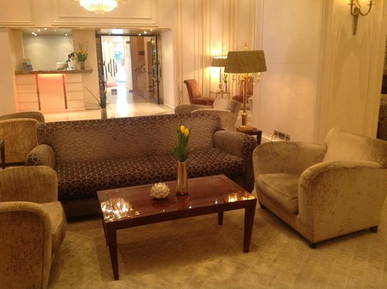 Hotel Koenigshof: Lobby, Teilansicht
