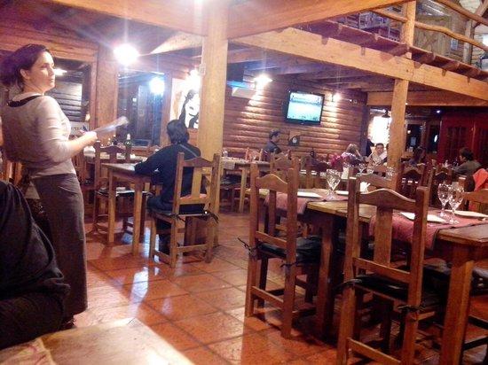 Isabel - Cocina al Disco: salón