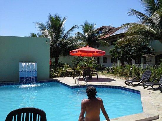 Pousada Recreio da Praia: piscina