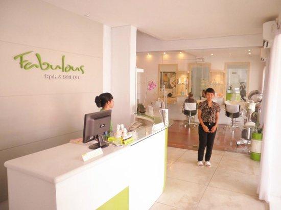 Fabulous Foot Spa: customer service