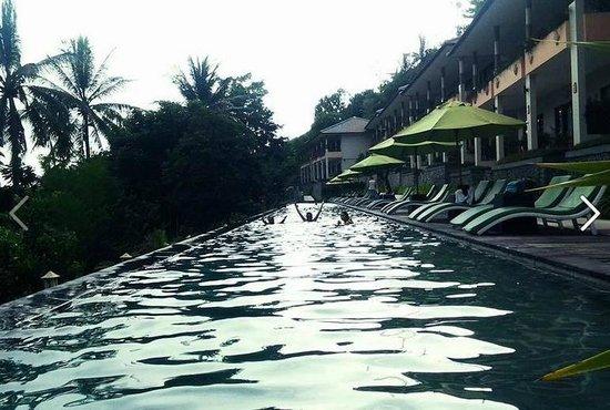 Kebun Villas & Resort: Happy!
