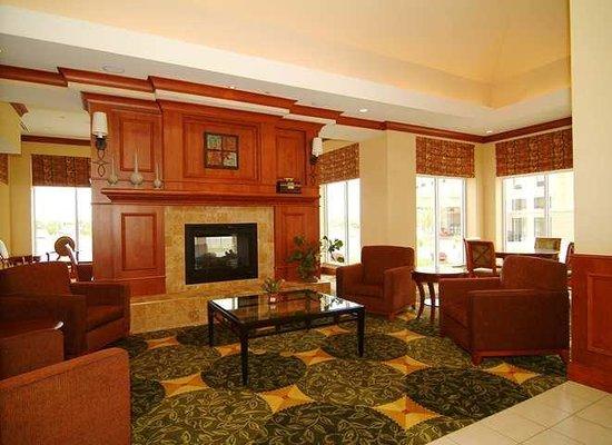 Hilton Garden Inn Casper: Lobby