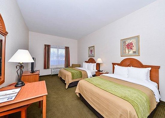 Comfort Inn & Suites Surprise-Phoenix NW: guest room