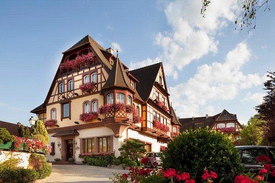 Photo of Le Parc Hotel Restaurant & Spa Obernai