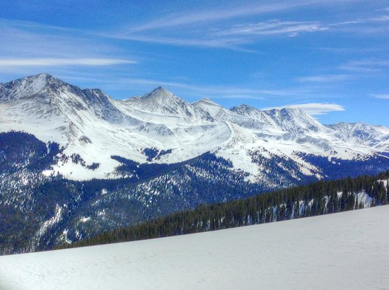 Copper Mountain: The Ten Mile Range