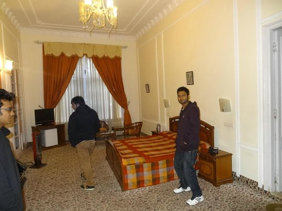 rajkumari room picture of hptdc the chail palace chail