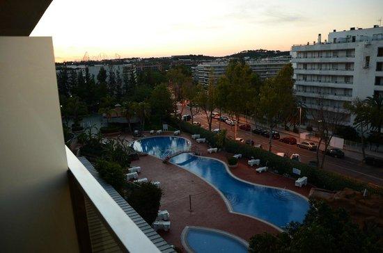 4R Regina Gran Hotel: Утро!пора на завтрак!