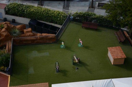 4R Regina Gran Hotel: Детская площадка!