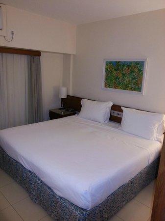 Hotel Manibu Recife: Tv com LCD, frigobar