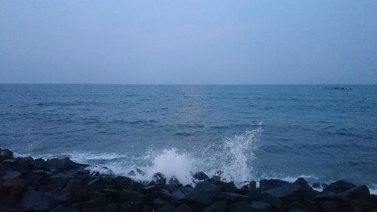 The Promenade : Sea