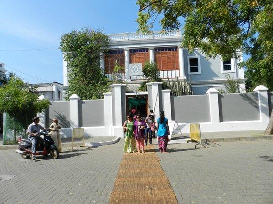 The Promenade : Shri Aurobindo Ashram