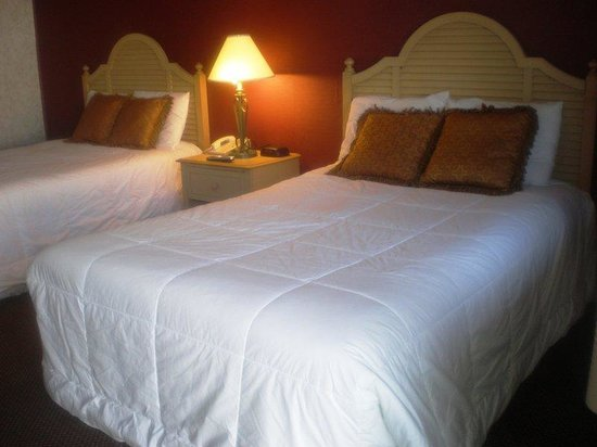 Budgetel Inn & Suites Atlantic City: Suite