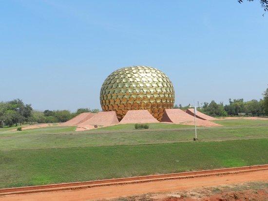 The Promenade : Auroville