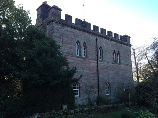 Stafford House : Looks like a castle