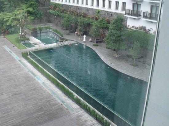 Padma Hotel Bandung: 3 pools