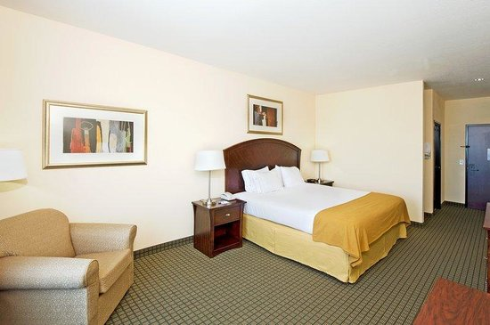 Holiday Inn Express Hotel & Suites Willcox : King Bed Guest Room