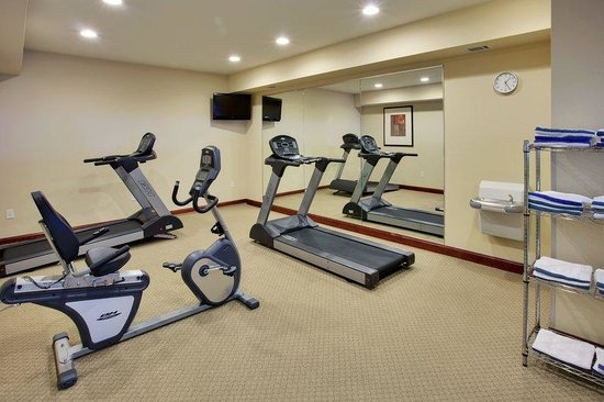 Country Inn & Suites By Carlson, Absecon (Atlantic City) Galloway: CountryInn&Suites AbseconGalloway FitnessRoom