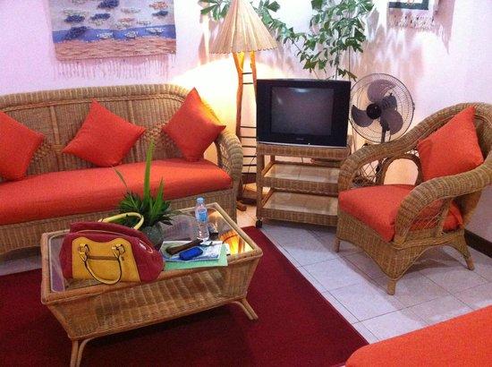 Dakak Park & Beach Resort: View of the room