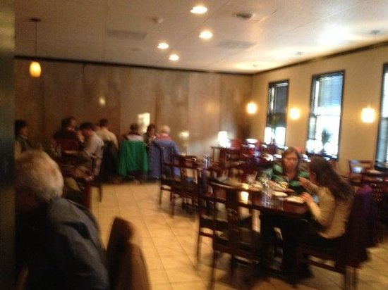 Chakara - main dining room