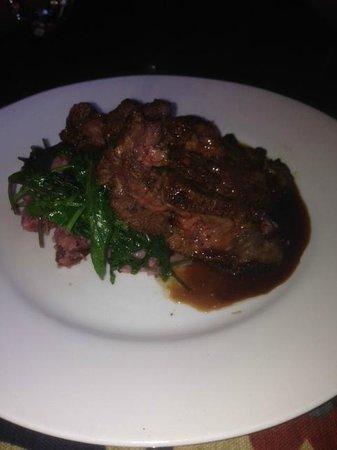 C ST. BISTRO: NY Steak