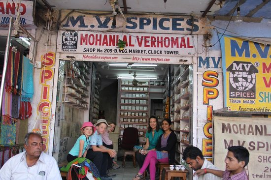 Mohanlal Verhomal Spices (MV SPICES)