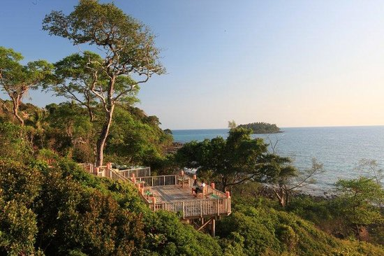 Soneva Kiri Thailand: The View Restaurant at Soneva Kiri