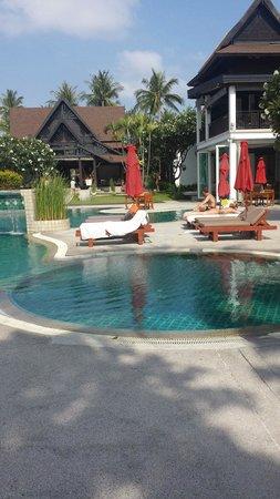 Amari Koh Samui : Front pool