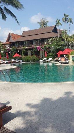 Amari Koh Samui : Front pool again