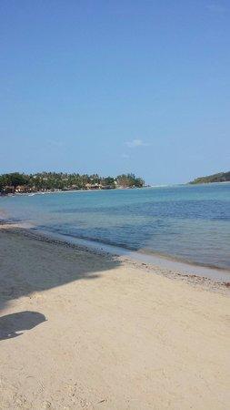 Amari Koh Samui : Beach in front of resort