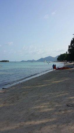 Amari Koh Samui : Beach in front of resort again
