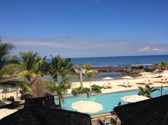 InterContinental Mauritius Resort Balaclava Fort: Super