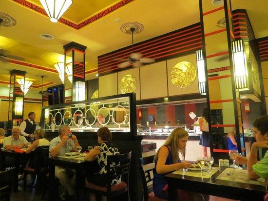 ClubHotel Riu Bambu : asian