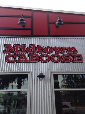 Midtown Caboose