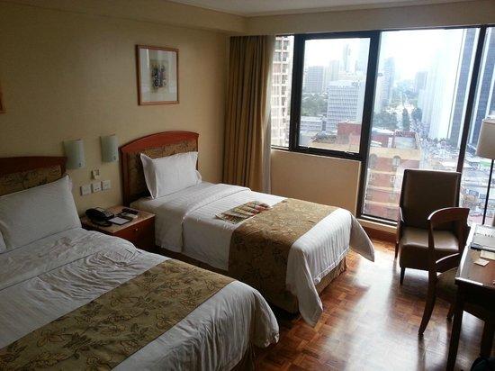 City Garden Hotel Makati: Executive Deluxe Room
