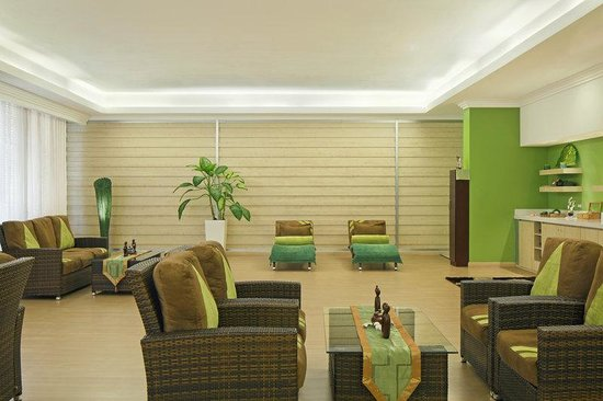 Four Points by Sheraton Lagos: Spa Relaxation Area